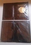 Прикольная обложка на паспорт Russo Turisto rt-100